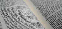 Słownik, słownictwo