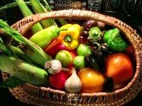 warzywa i owoce, zdrowe jedzenie