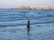 morze w Kołobrzegu