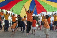 zabawa z dziećmi autystycznymi