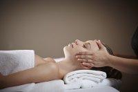 zabieg masażu