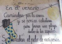 hiszpański napis