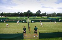 rozgrywki tenisowe