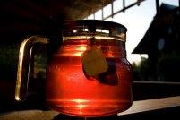 herbata w dzbanku