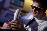 depilacja przy użyciu lasera