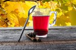 herbatka ziołowa