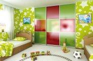Kolorowy i funkcjonalny pokój dla dziecka