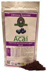 Sproszkowane jagody Acai