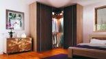 Przytulna i funkcjonalna sypialnia